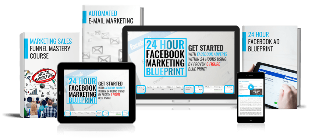 24 Hour Facebook Blueprint - ROI Machines