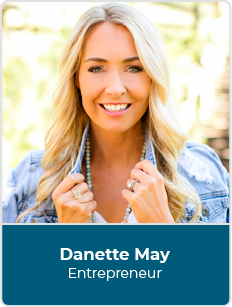 Danette May